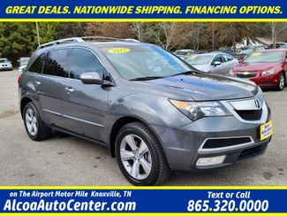 "2012 Acura MDX SH-AWD w/Heated Leather Seats/Sunroof/18"" Alloys in Louisville, TN 37777"