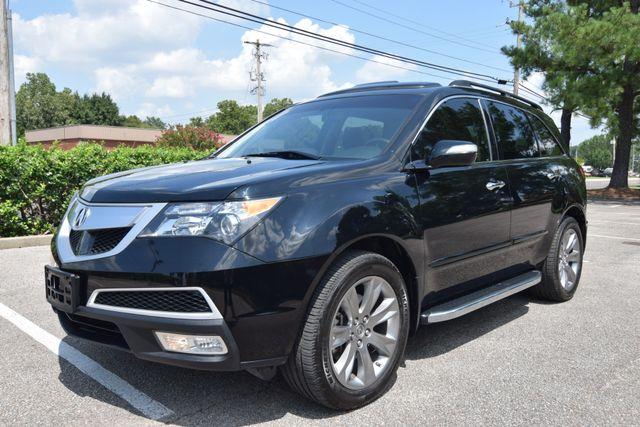 2012 Acura MDX Advance Pkg in Memphis, Tennessee 38128