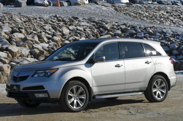 2012 Acura MDX Advance Pkg Naugatuck, Connecticut