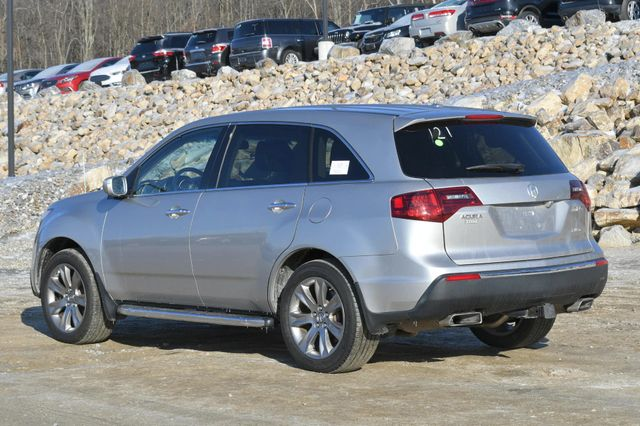 2012 Acura MDX Advance Pkg Naugatuck, Connecticut 2
