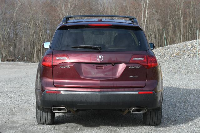 2012 Acura MDX Tech Pkg Naugatuck, Connecticut 3