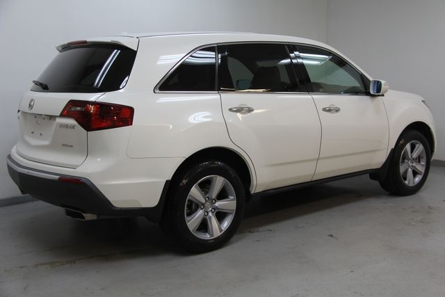 2012 Acura MDX Tech Pkg Richmond, Virginia 1