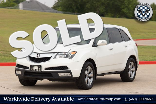 2012 Acura MDX Base in Rowlett