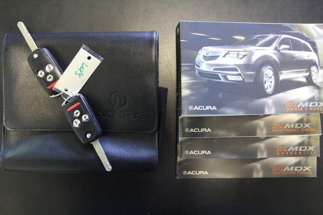 2012 Acura MDX SH-AWD Tech Pkg Richmond, Virginia 38
