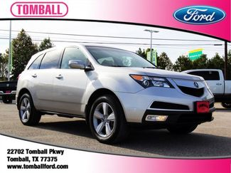 2012 Acura MDX Tech Pkg in Tomball TX, 77375