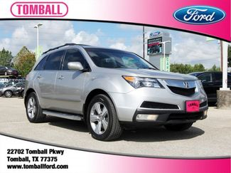 2012 Acura MDX Tech/Entertainment Pkg in Tomball, TX 77375