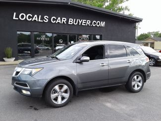 2012 Acura MDX Tech Pkg in Virginia Beach VA, 23452