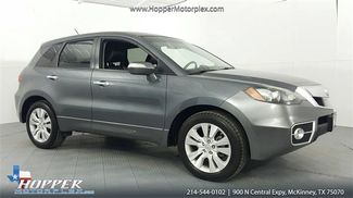 2012 Acura RDX Technology Package TURBOCHARGED in McKinney, Texas 75070