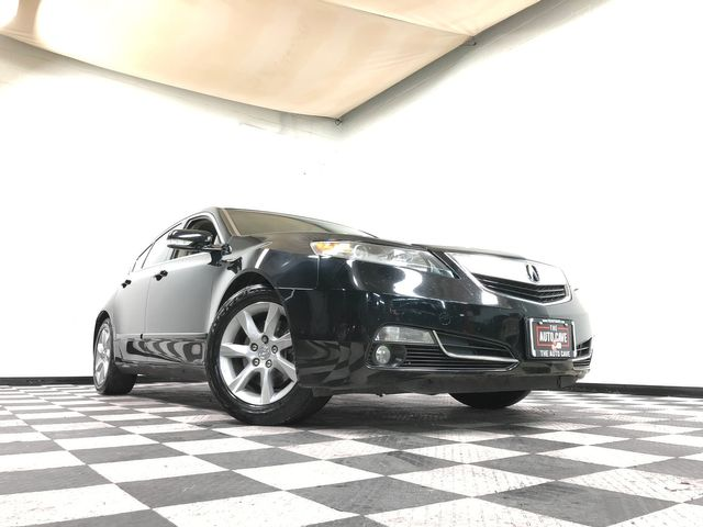 2012 Acura TL *6-Speed AT with Tech Package* | The Auto Cave in Addison