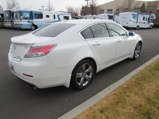 2012 Acura TL Tech Auto Bend, Oregon 4