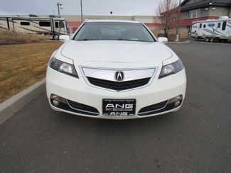 2012 Acura TL Tech Auto Bend, Oregon 7
