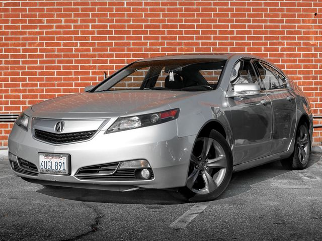 2012 Acura TL Tech Auto Burbank, CA 0