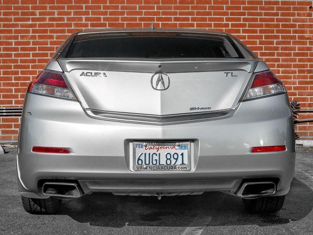 2012 Acura TL Tech Auto Burbank, CA 3