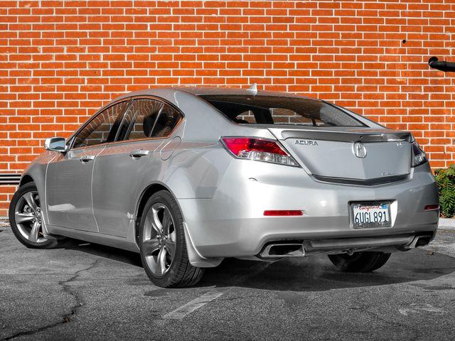 2012 Acura TL Tech Auto Burbank, CA 5
