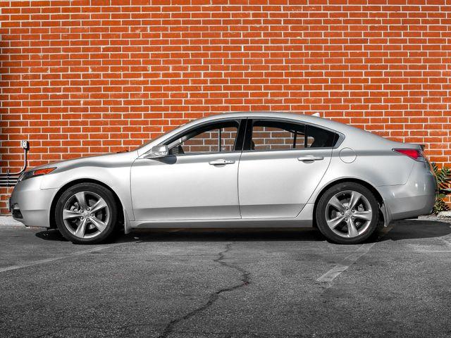 2012 Acura TL Tech Auto Burbank, CA 7
