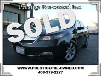 2012 Acura TL in Campbell CA