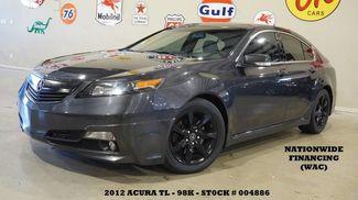 2012 Acura TL Tech Auto SUNROOF,NAV,BACK-UP CAM,HTD LTH,BLK W... in Carrollton TX, 75006