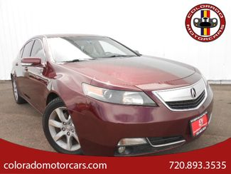 2012 Acura TL Tech Auto in Englewood, CO 80110