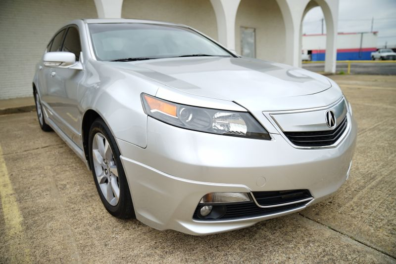 2012 Acura TL LOW MILEAGE Tech Package in Rowlett, Texas