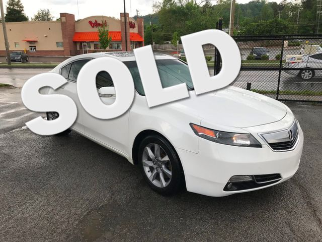2012 Acura TL Tech Auto Knoxville , Tennessee