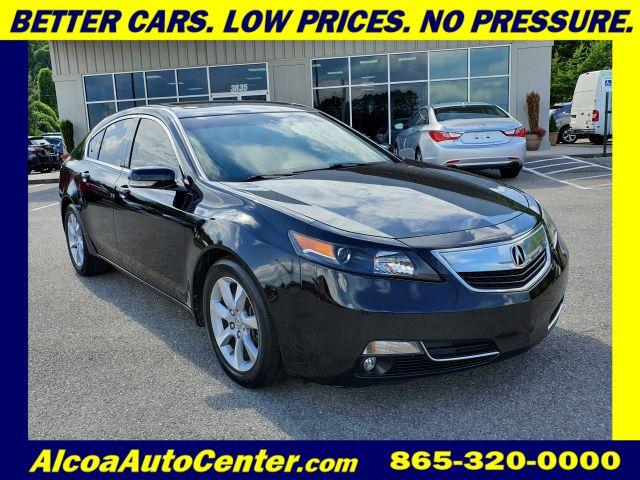 2012 Acura TL Auto   Louisville TN   Alcoa Auto Center