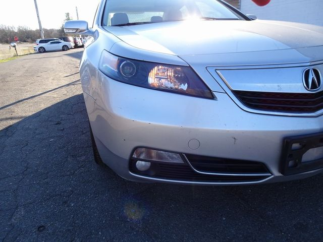 2012 Acura TL Auto Madison, NC 9