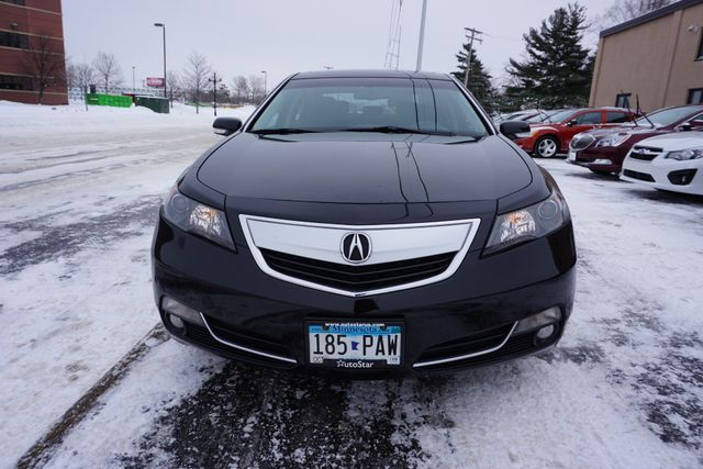 2012 Acura TL Tech Auto Maple Grove, Minnesota 2