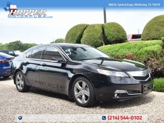 2012 Acura TL 3.5 Advance Package in McKinney, Texas 75070