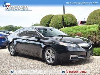 2012 Acura TL Advance Auto in McKinney, TX 75070