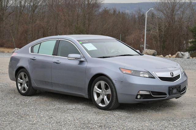2012 Acura TL AWD Tech Naugatuck, Connecticut 6