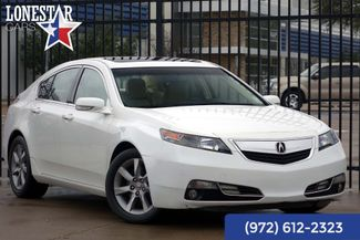 2012 Acura TL Base Clean Carfax One Owner Tech in Plano Texas, 75093