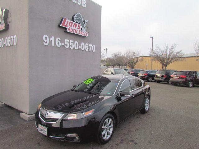 2012 Acura TL Auto in Sacramento, CA 95825