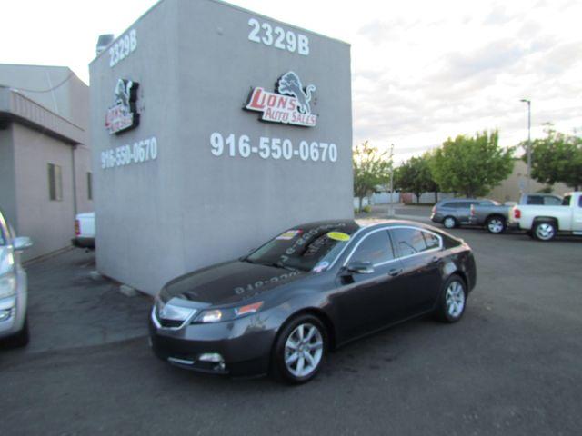 2012 Acura TL Tech Auto in Sacramento, CA 95825