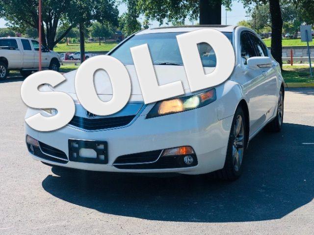 2012 Acura TL Tech Auto in San Antonio, TX 78233