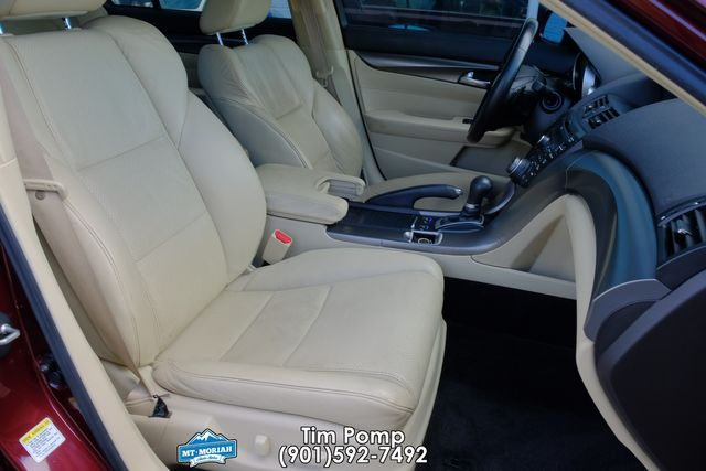 2012 Acura TL SUNROOF NAVIGATION HEATED & COOLED SEATS Advance Auto in Memphis, Tennessee 38115