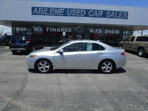 2012 Acura TSX Tech Pkg in Abilene, TX