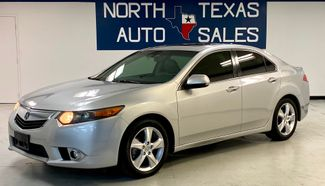 2012 Acura TSX Leather Sunroof Heated Seats in Dallas, TX 75247