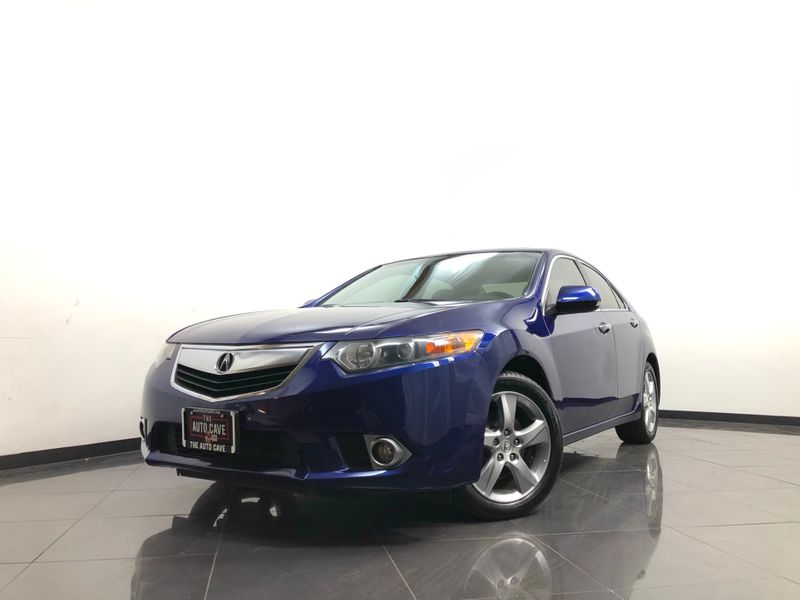 2012 Acura TSX *Get APPROVED In Minutes!*   The Auto Cave in Dallas