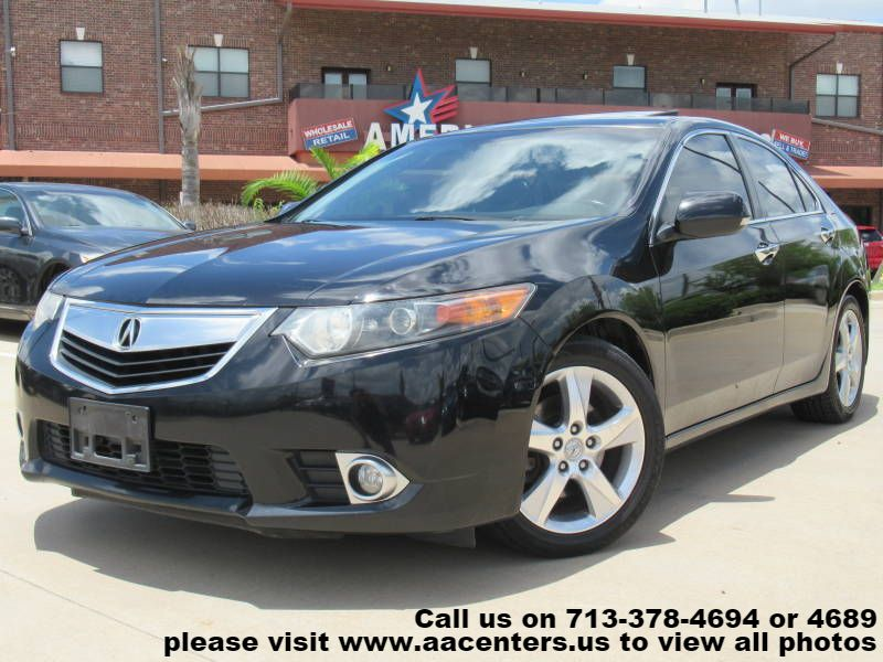 2012 Acura TSX Tech Pkg | Houston, TX | American Auto Centers in Houston TX
