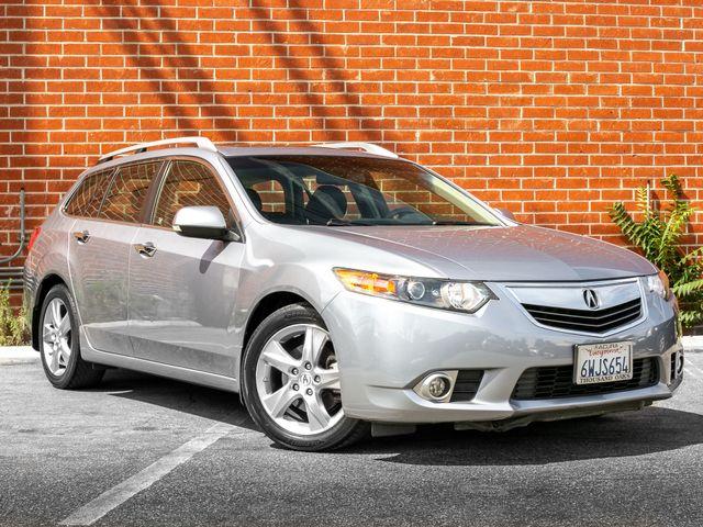2012 Acura TSX Sport Wagon Tech Pkg Burbank, CA 1