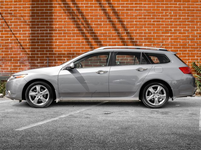 2012 Acura TSX Sport Wagon Tech Pkg Burbank, CA 5