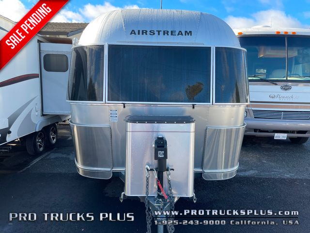 2012 Airstream 19 Flying Cloud