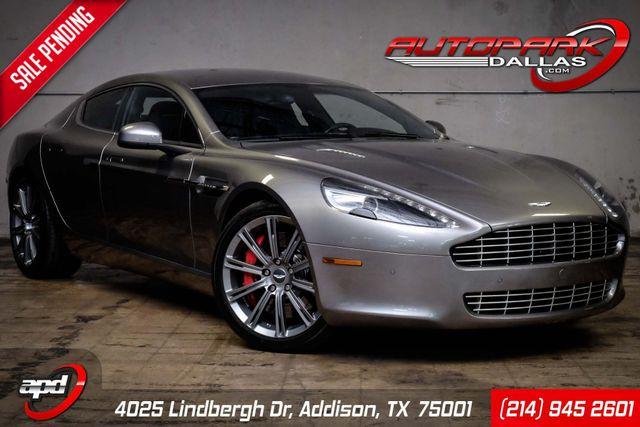 2012 Aston Martin Rapide 1-Owner Perfect Service Records in Addison, TX 75001