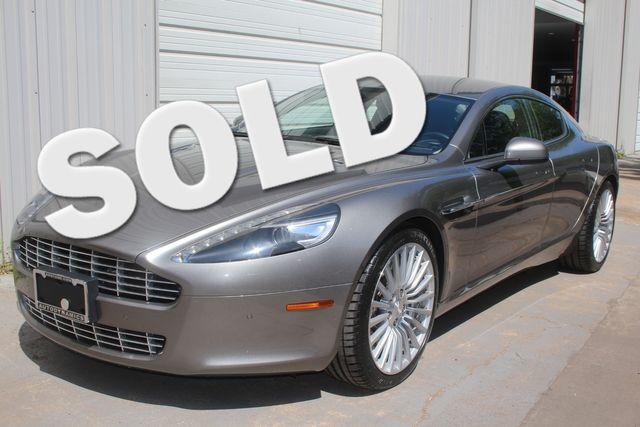 2012 Aston Martin Rapide Houston, Texas