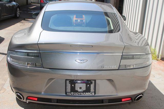 2012 Aston Martin Rapide Houston, Texas 10