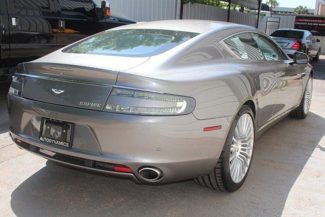 2012 Aston Martin Rapide Houston, Texas 13