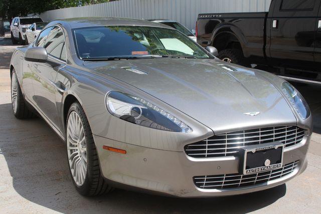 2012 Aston Martin Rapide Houston, Texas 3