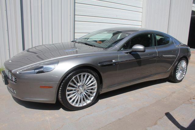 2012 Aston Martin Rapide Houston, Texas 7