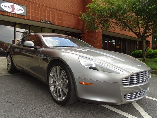 2012 Aston Martin Rapide Luxury