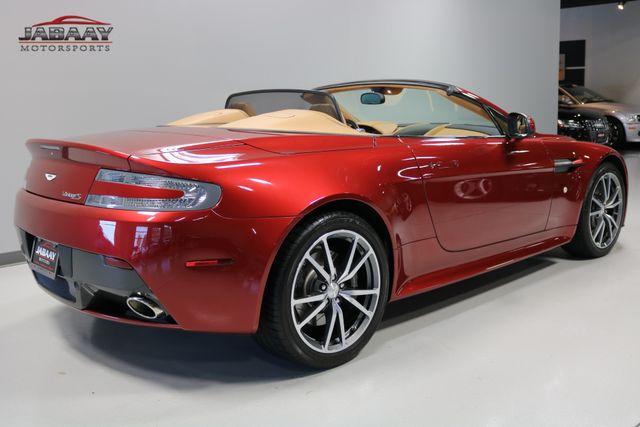 2012 Aston Martin V8 Vantage S Merrillville, Indiana 4